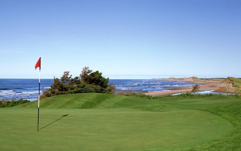 Golf Island Paradise