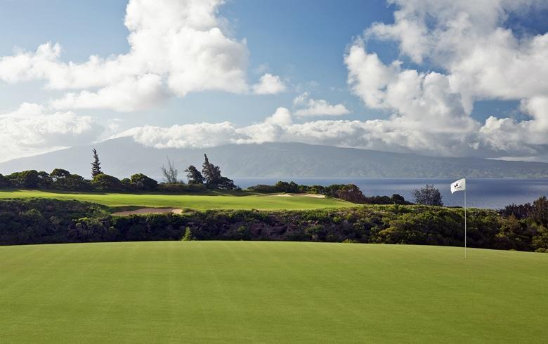 Hawaiian Golf Nirvana on Maui and Lanai