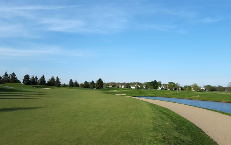 Hamilton County Indiana: A great place to live, and visit, and play golf
