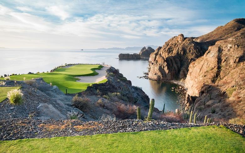 Baja's New Golf Gem - Danzante Bay