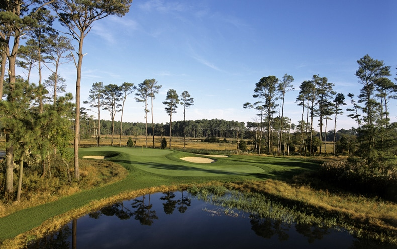 The Price is Right at this Maryland Golf Mecca
