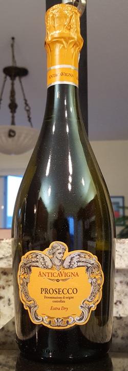 $15.95 - Antica Vigna Prosecco DOC Extra Dry