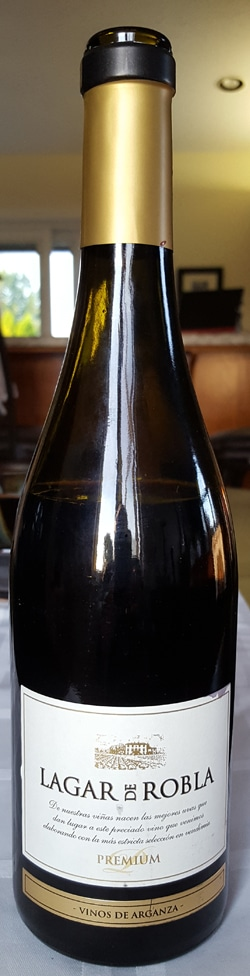 $12.95 - Lagar De Robla Premium 2012