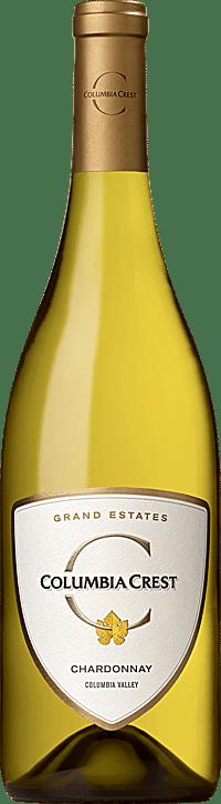 $18.00 - Columbia Crest Grand Estates Chardonnay 2014
