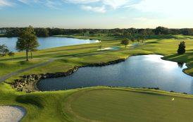 6th Hole at Arnold Palmer's Bay Hill Club & Lodge, Florida