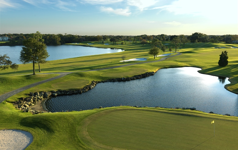6th Hole at Arnold Palmer's Bay Hill Club & Lodge, Florida