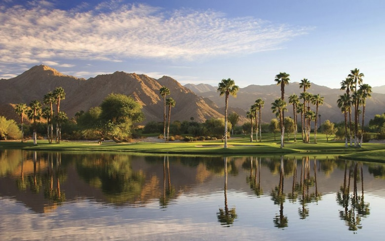 The Players Course , Indian Wells Golf Resort, California