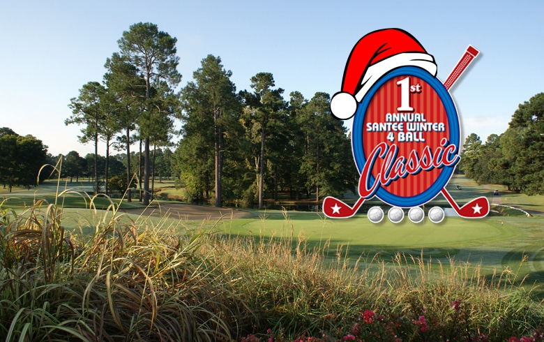 Winter 4 Ball Classic in South Carolina's Little – Big Town of Golf