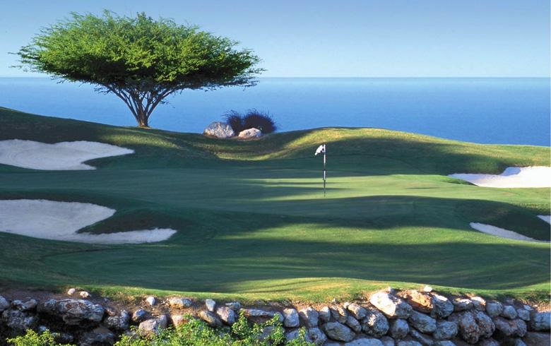17th Hole, White Wiche Golf Course, Jamaica