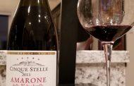 $55.00 - Cinque Stelle 2011 Amarone della Valpolcella Classico
