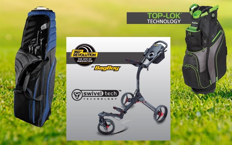 Bag Boy finding new ways to help golfers get around