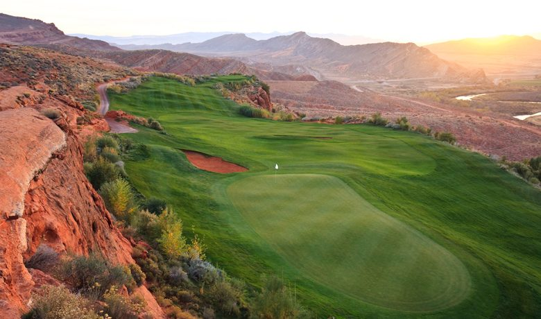 Good, Clean, Golf on the Red Rock Golf Trail
