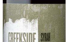 $25.95 - Creekside Syrah, 2016