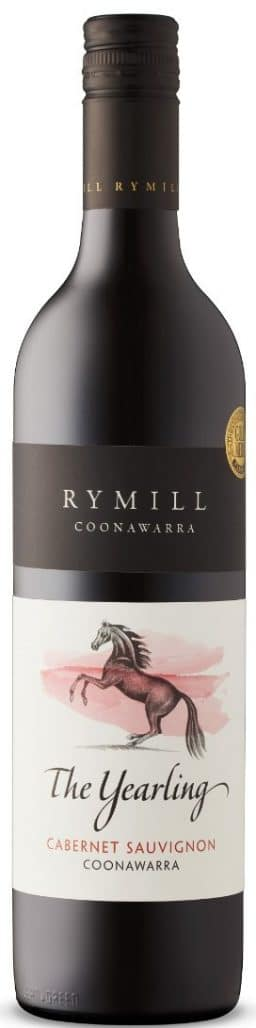 $14.25 - Rymill 2015 The Yearling Cabernet Sauvignon