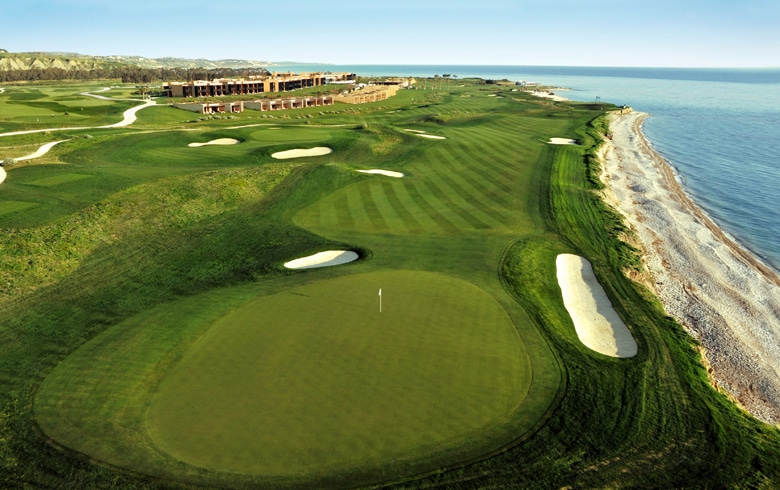 Vineyards and Ancient valleys offer new golf experiences in Sicily