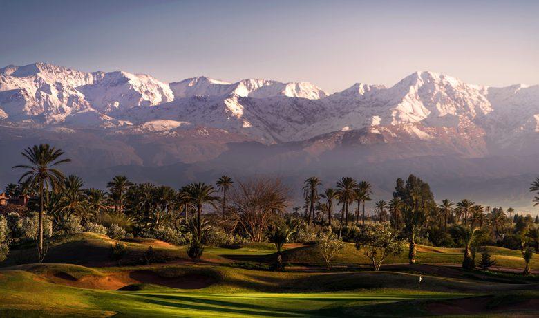 Amelkis Golf Resort, Morocco