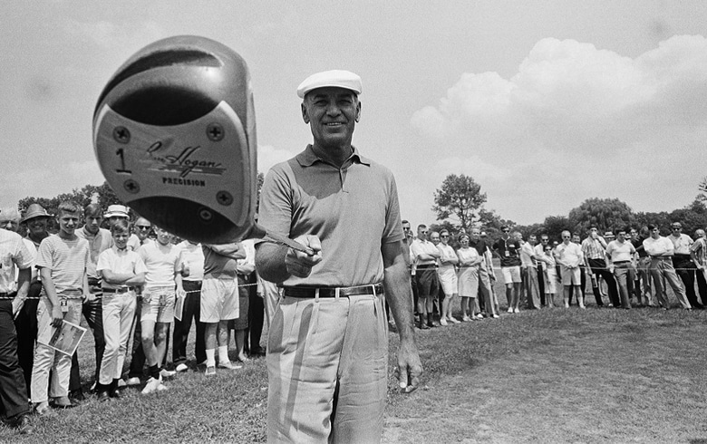 Ben Hogan Golf swinging again in Canada