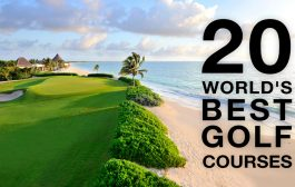PART 2:  GolfScape's  20 World's Best Golf Courses to Play Before You Die