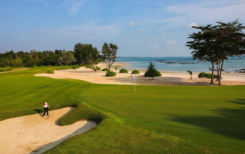 The Els Club, Ocean Course, Malaysia