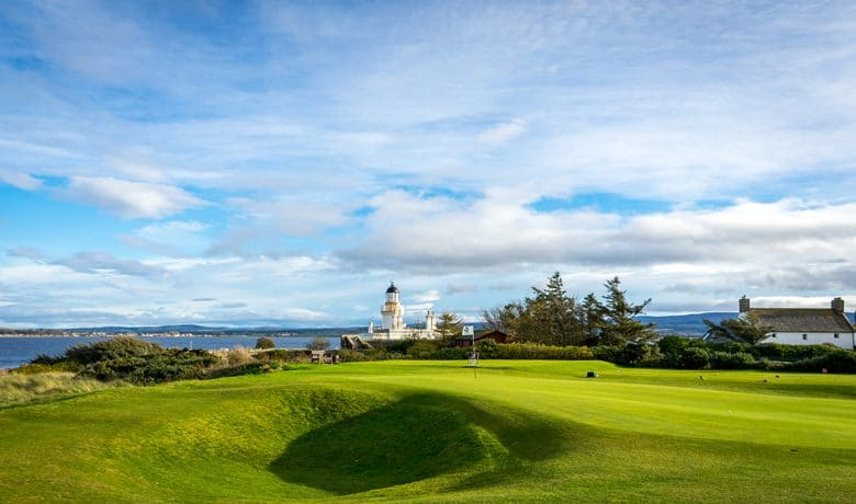 Fortrose & Rosemarkie Golf Links, Scotland