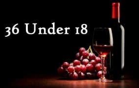36 Under 18