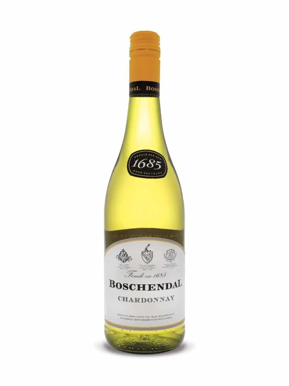 $15.95 - Boschendal Wines 2017 1685 Chardonnay