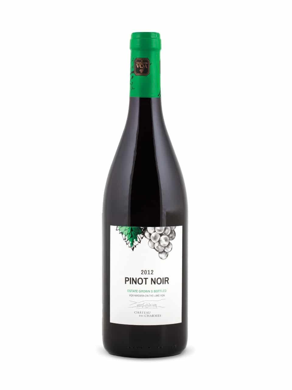 $16.95 - Chateau des Charmes Estate Pinot Noir 2017