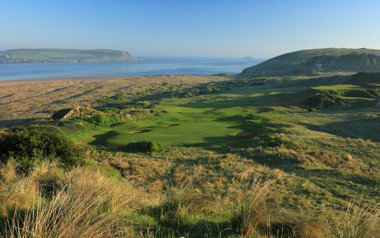 Glorious Golf Abounds in England