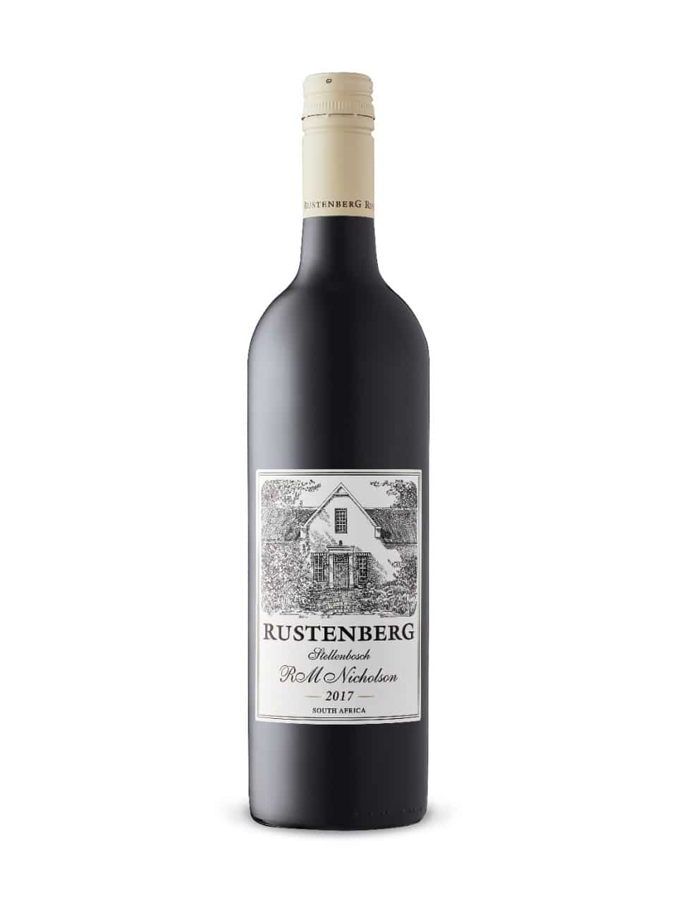 $16.95 - Rustenberg RM Nicholson 2017
