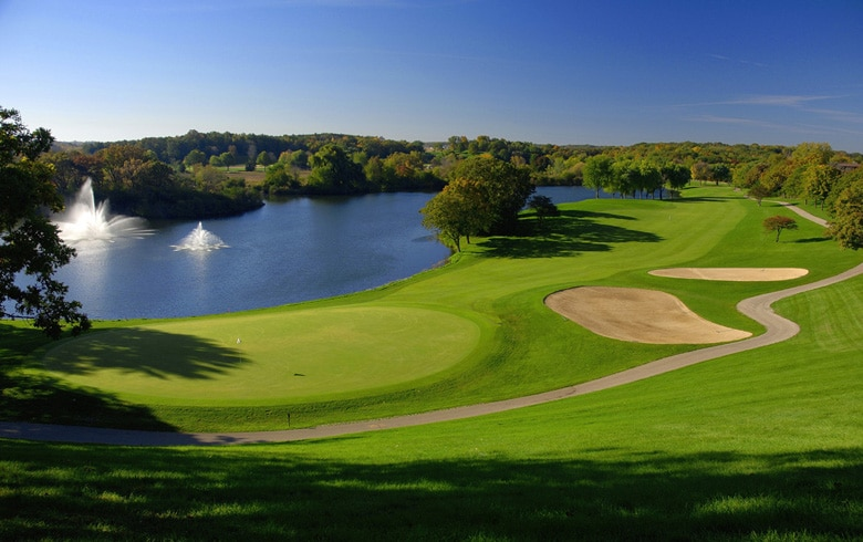 Brute Course at Grand Geneva Resort & Spa, Wisconsin