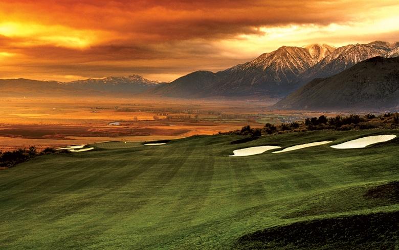 Genoa Resort, Ranch Course, Nevada