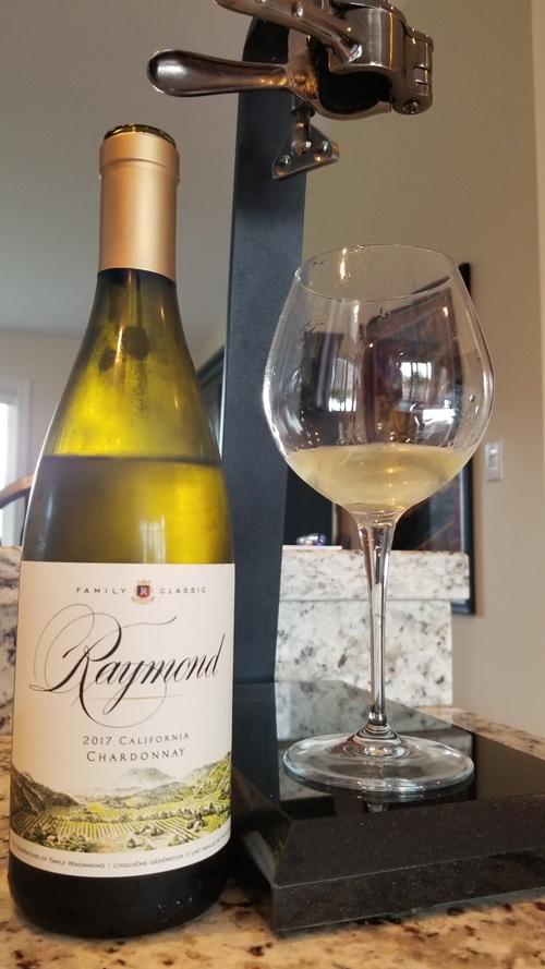 $16.95 - Raymond Family Classic Chardonnay 2016