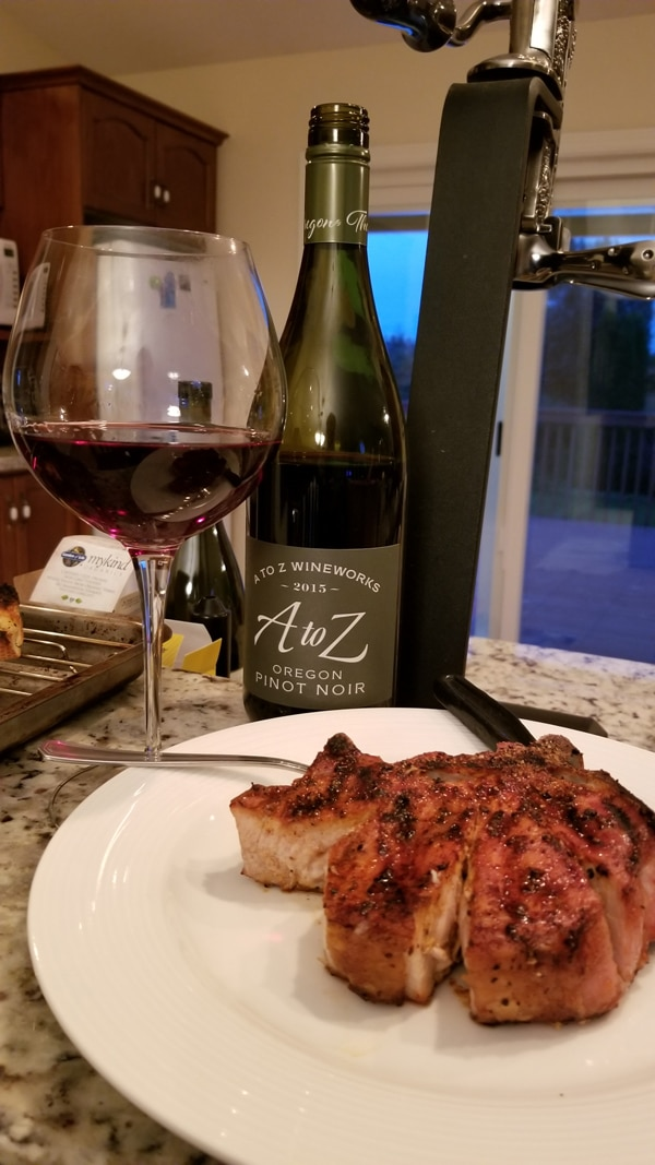 $24.95 - A to Z Wineworks Pinot Noir 2015