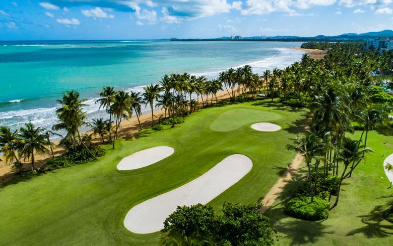 Where Golf and Piña Colodas go hand in hand