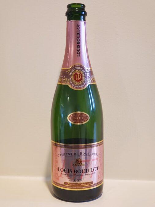 $21.95 – Louis Bouillot Perle d'Aurore Brut Rosé Crémant de Bourgogne
