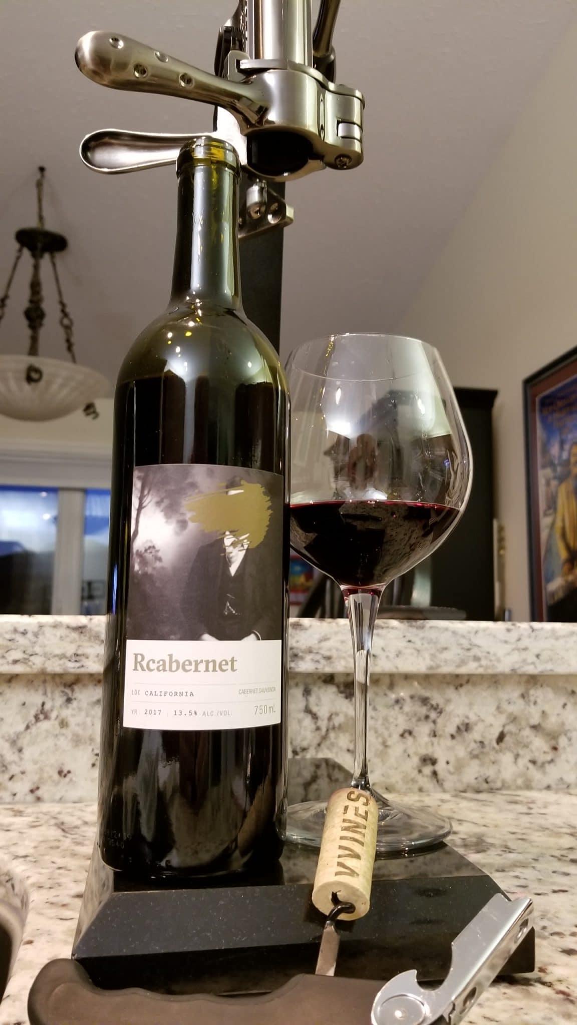 $19.95 - Rcabernet Sauvignon 2017