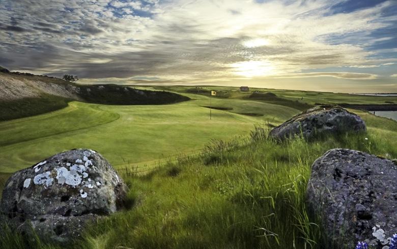 Keilir Golf Course, Iceland