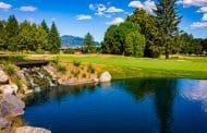 18th Green, Wairakei Golf + Sanctuary, New Zealand