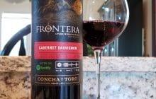 $8.95 - Frontera Concha Y Toro – Cabernet Sauvignon 2019