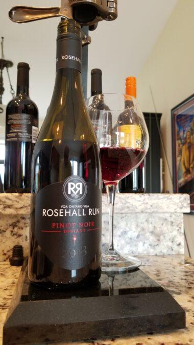 $17.95 – Rosehall Run Defiant Pinot Noir 2018 VQA