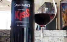 $19.95 - Sandbanks French Kiss -Cabernet Merlot VQA