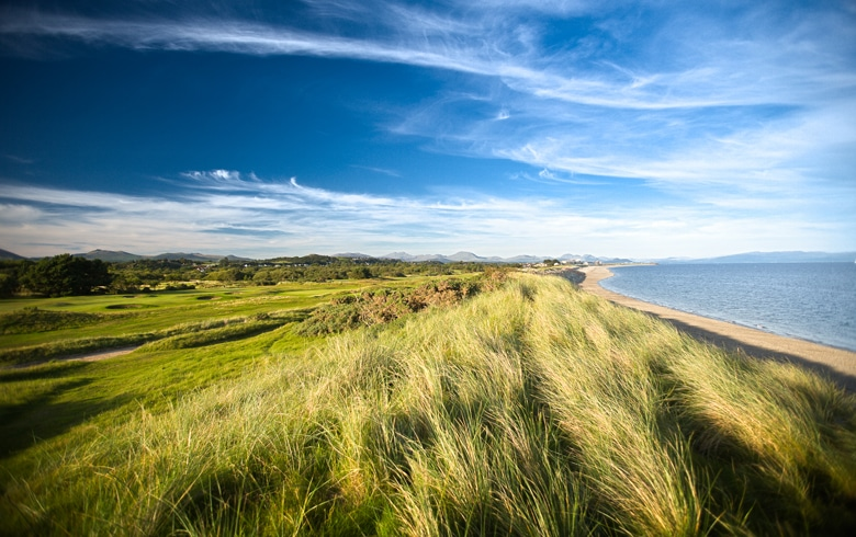 Pwllheli Golf Club, Wales