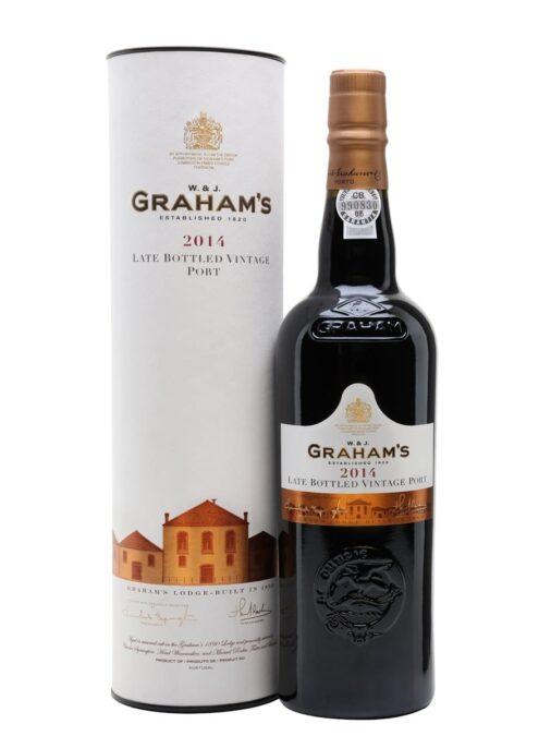 $18.55 – Graham's Late Bottled Vintage Port 2014, Portugal