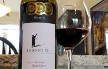 $16.95 - Johnny Q Cabernet Sauvignon 2015