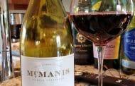 $21.95 - McManis Family Vineyards Pinot Noir, 2018