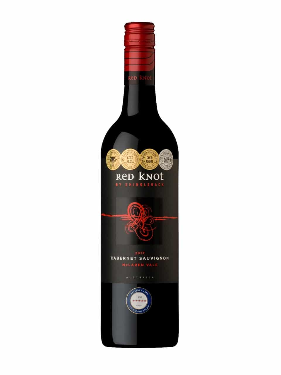 $19.05 - Red Knot Cabernet Sauvignon
