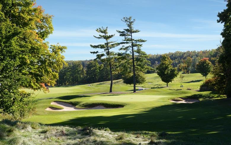 Greystone Golf Club, Ontario, Canada