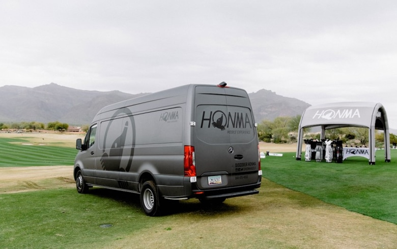 On the Road with Iconic Golf Brand Honma