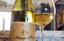 $17.95 - Ménage à Trois Gold Chardonnay 2017