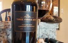 $21.95 - Three Finger Jack East Side Ridge - Cabernet Sauvignon 2016
